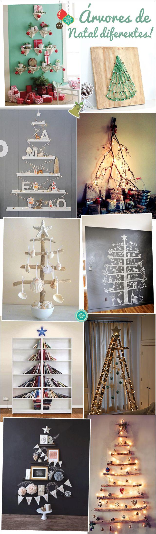 Casa decorada para o Natal 8
