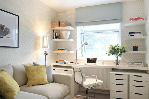 Como deixar o escritório mais aconchegante -> Como Deixar Um Banheiro Pequeno Aconchegante