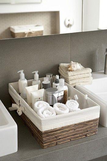 Como organizar o banheiro 7