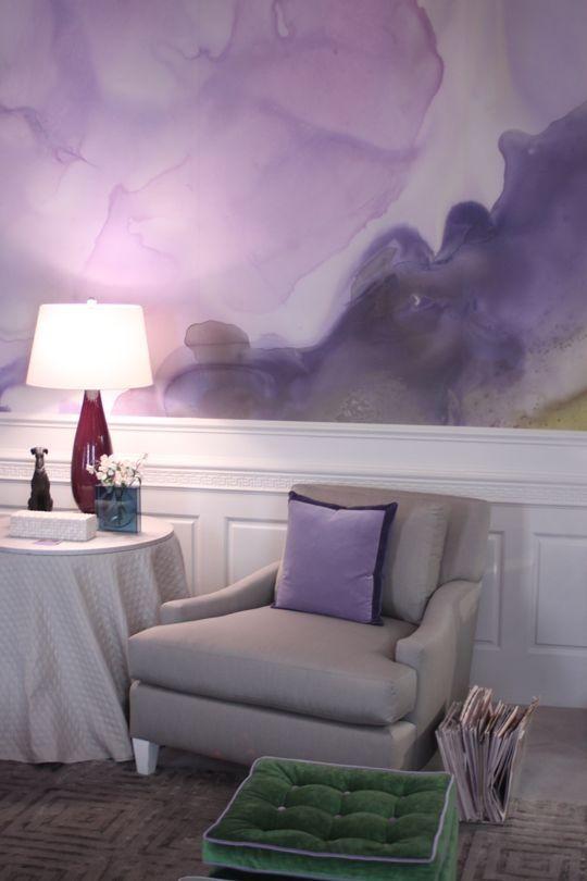 Decoração com aquarelas 2