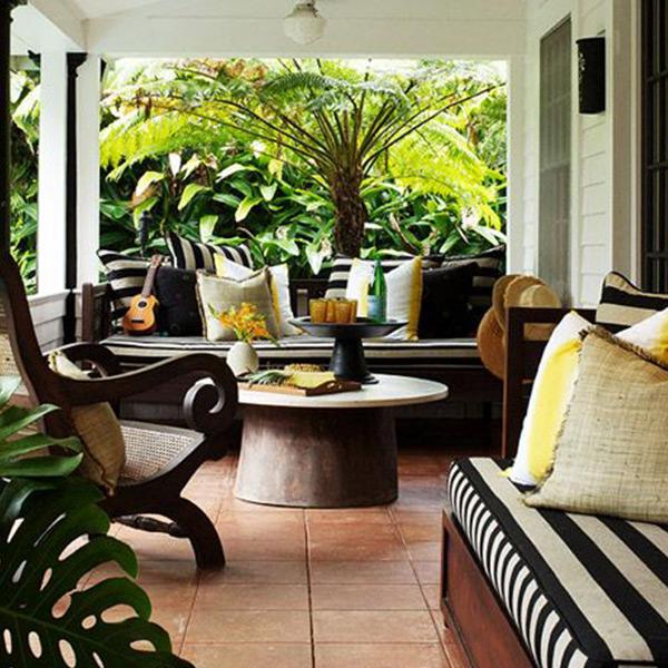 Decoração estilo tropical 2