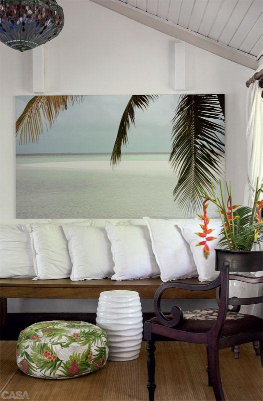 Decoração estilo tropical 5