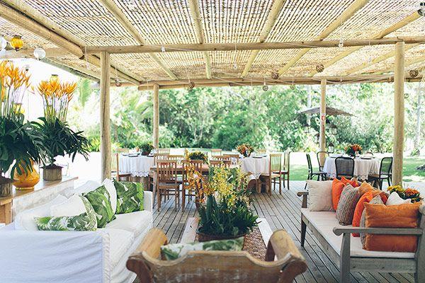 Decoração estilo tropical 7