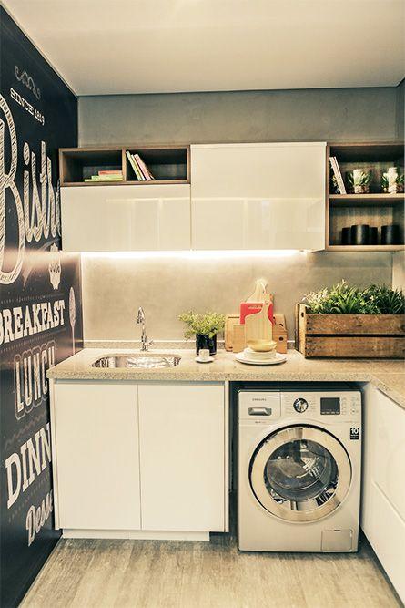 Como organizar a lavanderia 2
