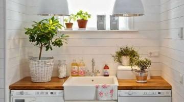 Como organizar a lavanderia