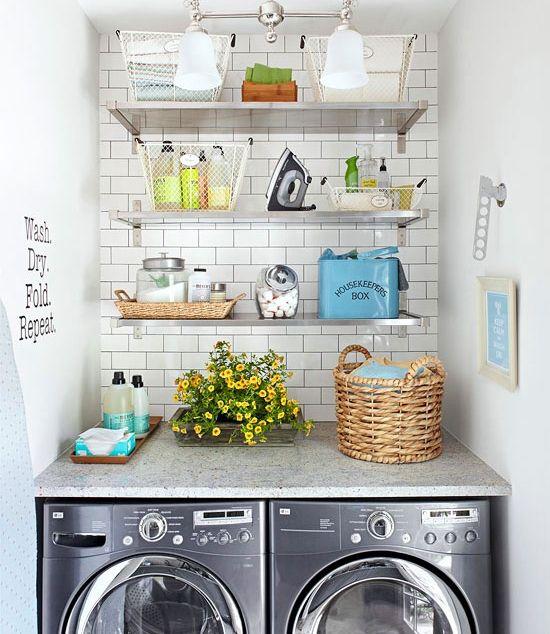 Como organizar a lavanderia 4