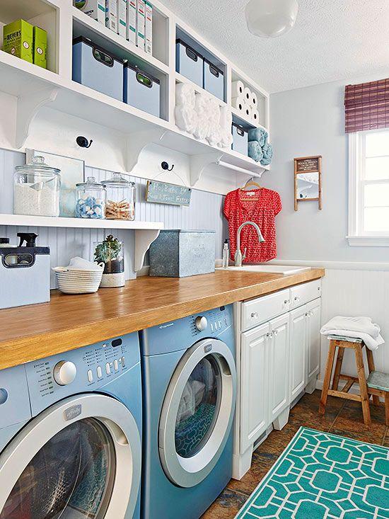 Como organizar a lavanderia 7