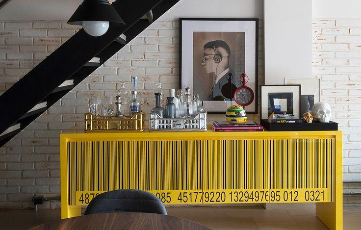 Como usar amarelo na decoração 12