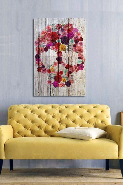 Como usar amarelo na decoração 2