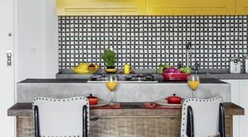 Como usar amarelo na decoração