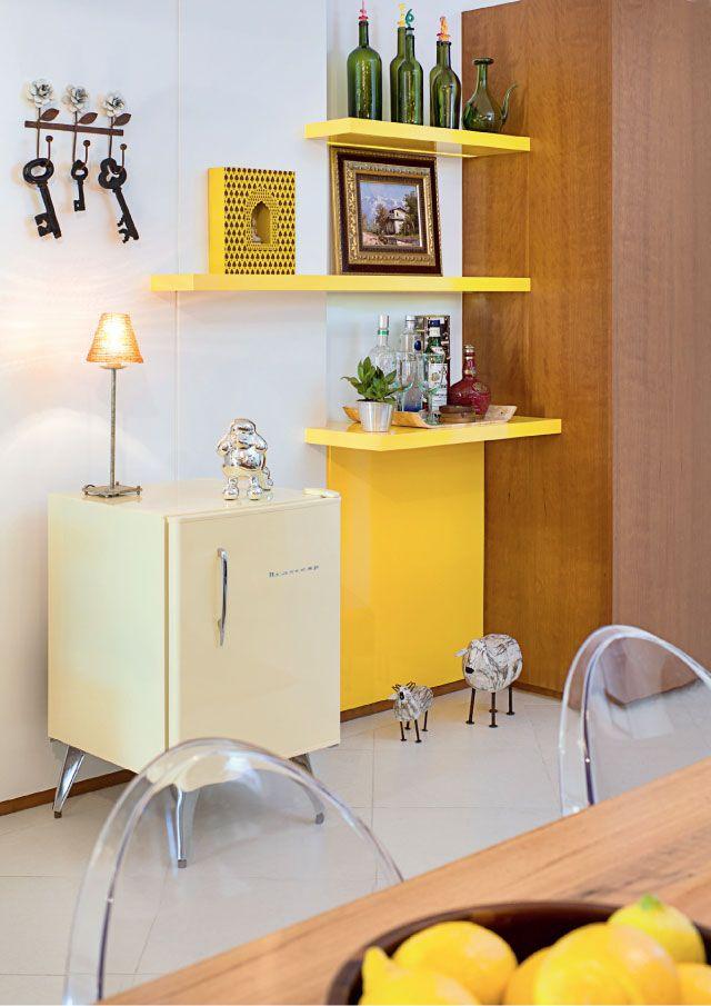 Como usar amarelo na decoração 4