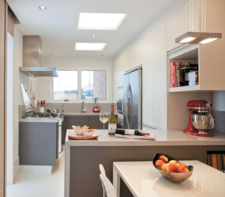 Decoração de cozinha moderna 12