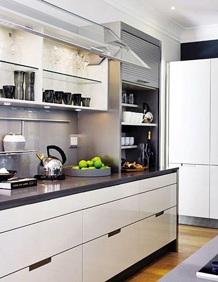 Decoração de cozinha moderna 13