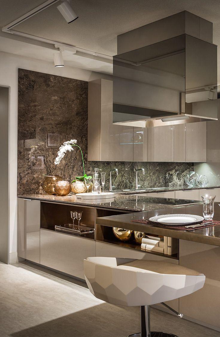 Decoração de cozinha moderna 2