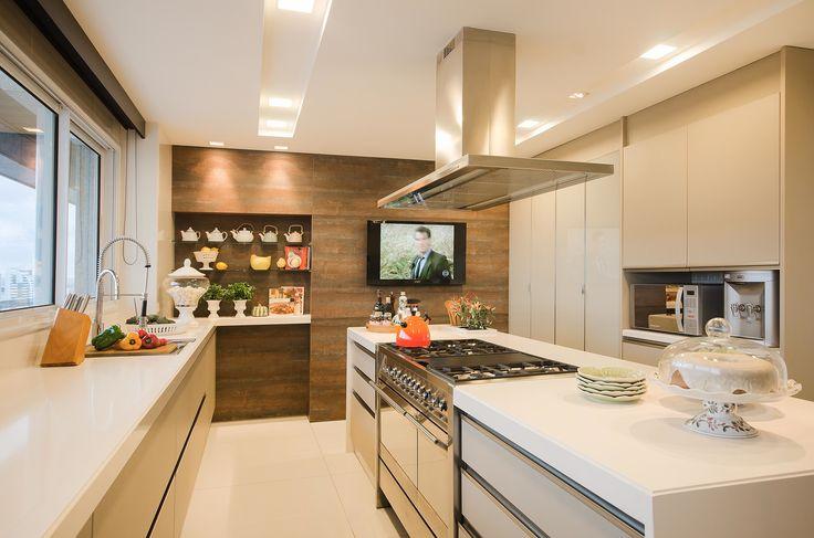 Decoração de cozinha moderna 3