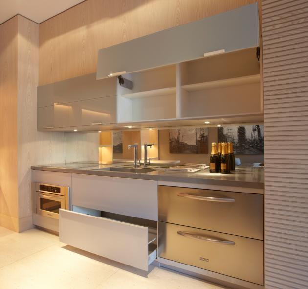 Decoração de cozinha moderna 4