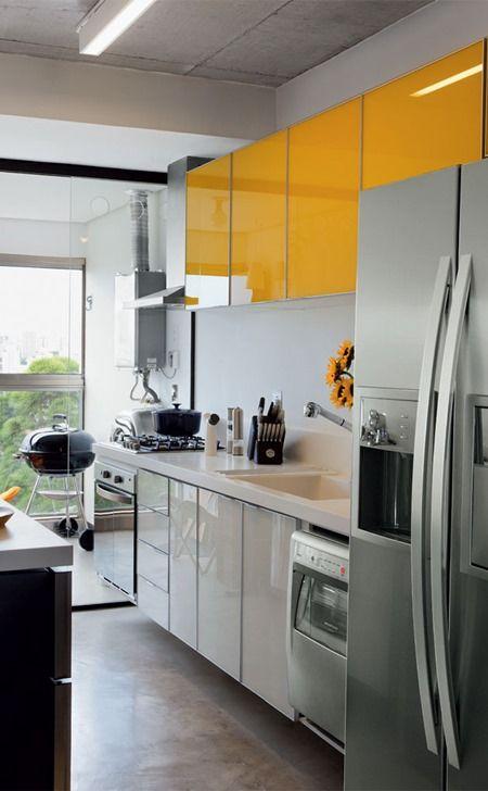 Decoração de cozinha moderna 5
