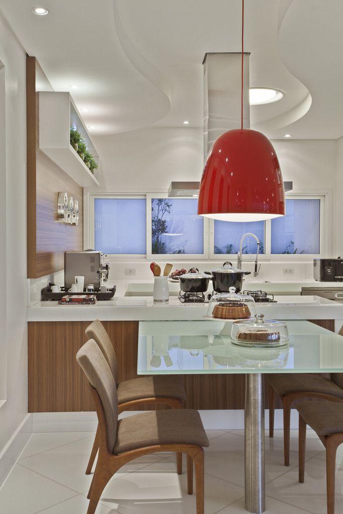 Decoração de cozinha moderna 7