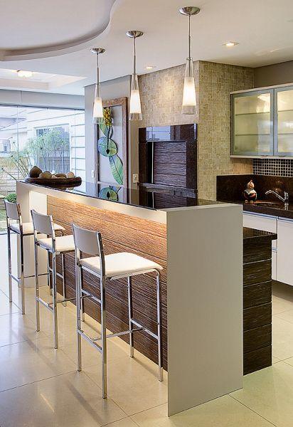 Decoração de cozinha moderna 8