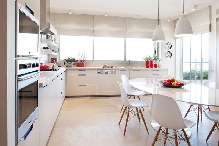 Decoração de cozinha moderna 9