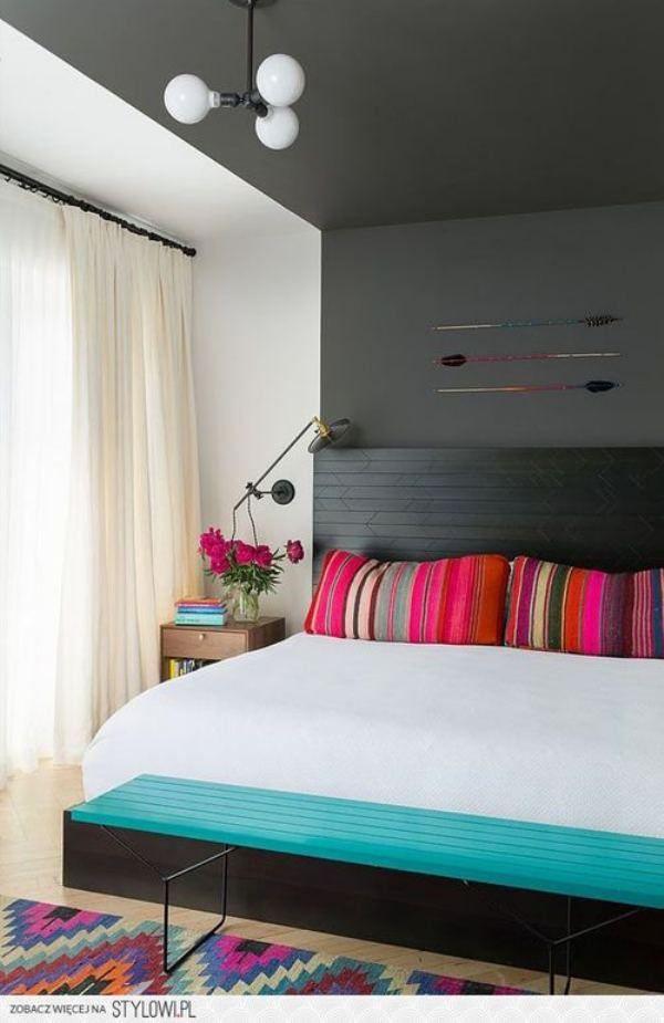 Cabeceiras de cama pra fazer ou comprar 12