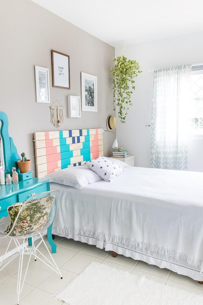 Cabeceiras de cama pra fazer ou comprar 14