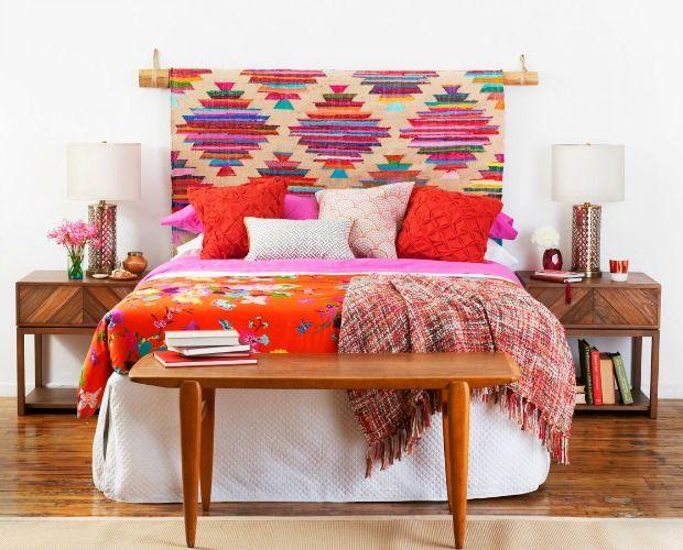 Cabeceiras de cama pra fazer ou comprar 3