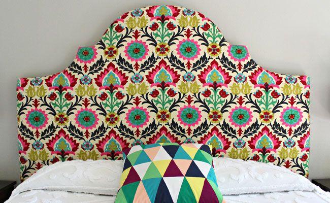 Cabeceiras de cama pra fazer ou comprar 4
