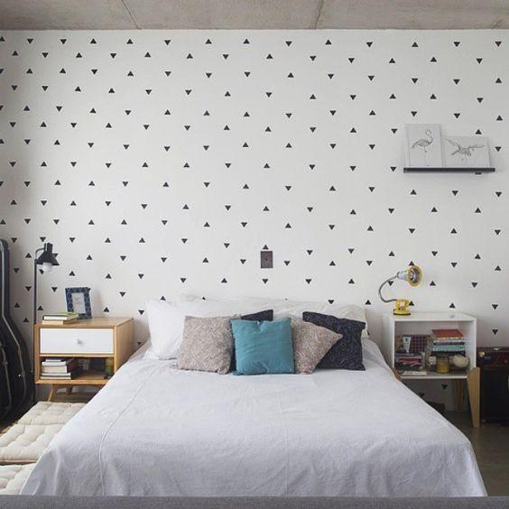 Decoração de quarto relaxante 10