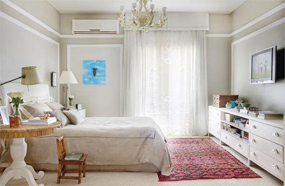 Decoração de quarto relaxante 11