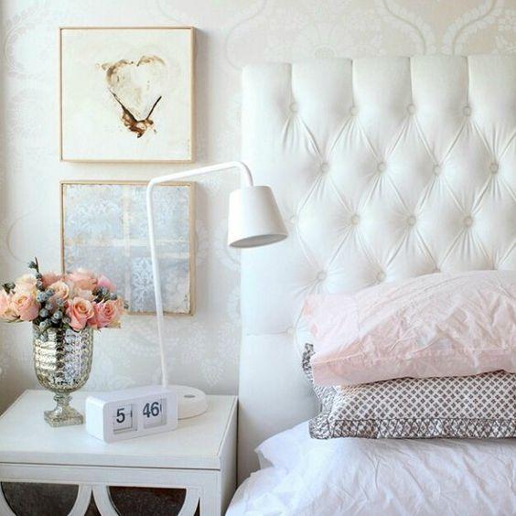 Decoração de quarto relaxante 2
