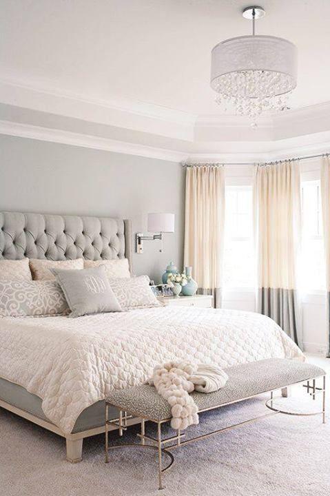 Decoração de quarto relaxante 3