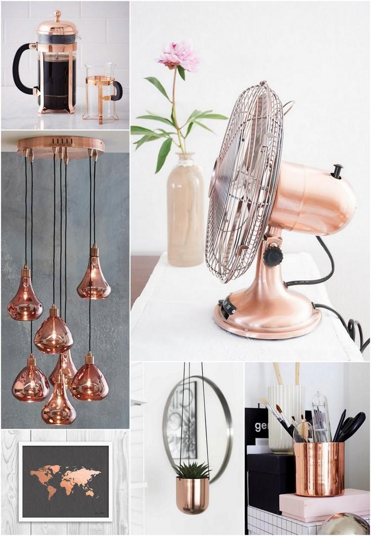 Como usar cobre na decoração 4