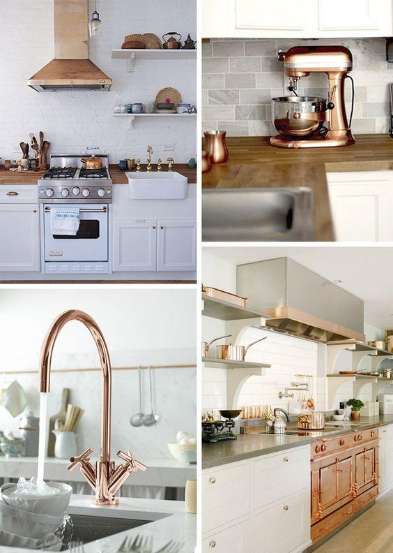 Como usar cobre na decoração 7