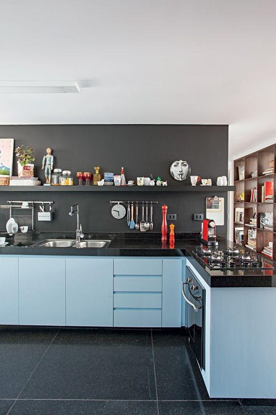 Cozinhas coloridas 11