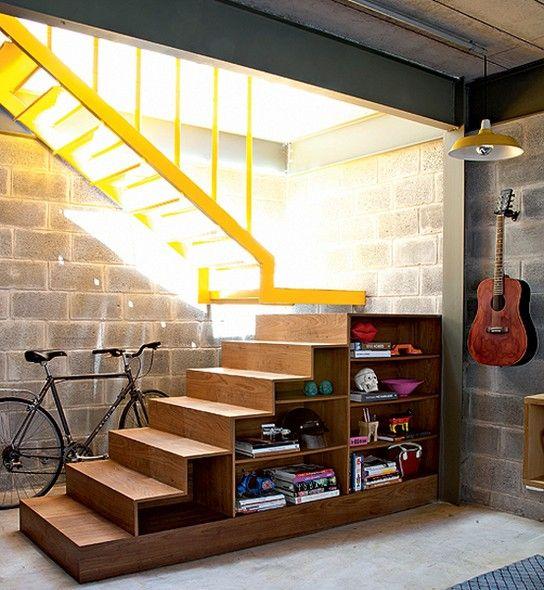 Escada na decoração 11