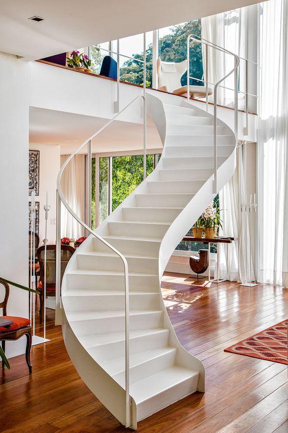 Escada na decoração  2