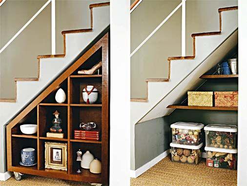 Escada na decoração 7
