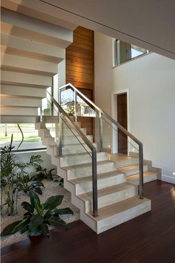 Escada na decoração 9