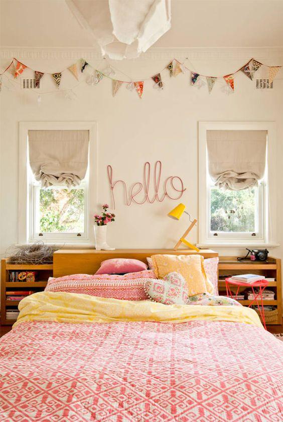 Quarto de casal decorado dicas e inspira es para imitar for 7 year girl bedroom ideas