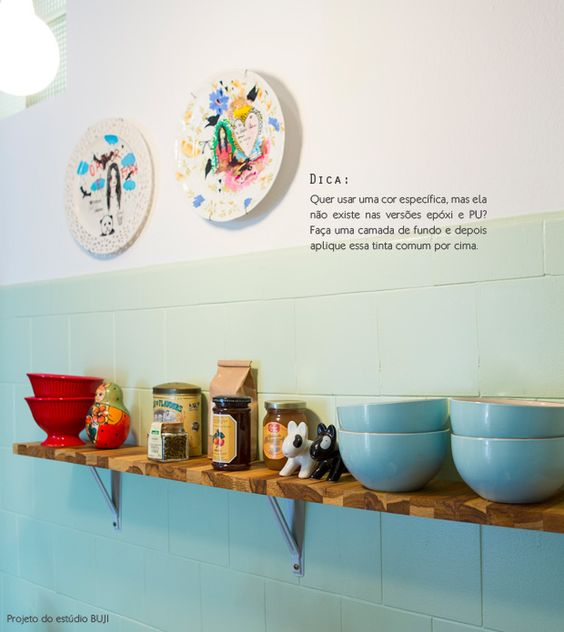Tinta epóxi para piso e azulejo 7