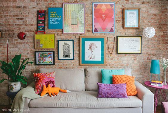 Como dispor móveis em uma sala pequena 9