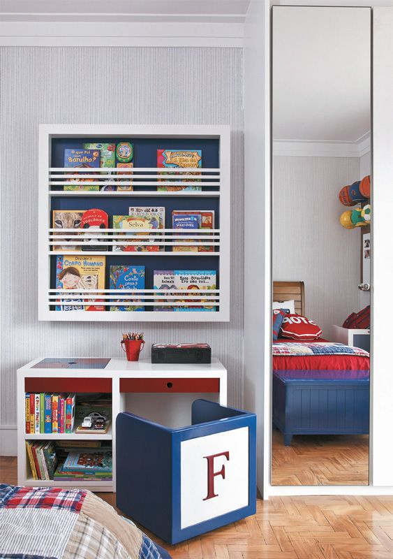 Dicas de organização para o quarto das crianças 4