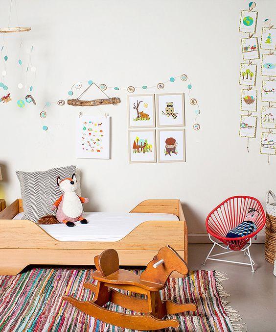 Dicas de organização para o quarto das crianças 9