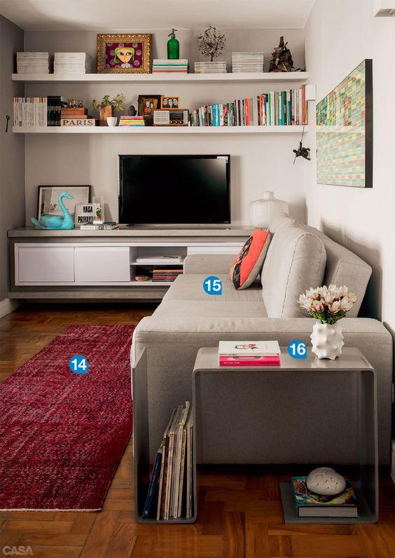 5 dicas para ter uma sala moderna e cheia de tecnologia 12