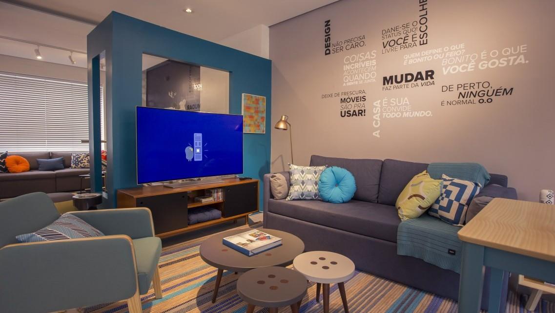 5 dicas para ter uma sala moderna e cheia de tecnologia 4