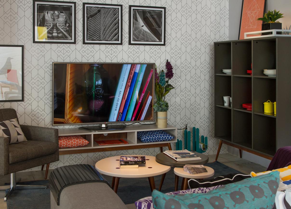 5 dicas para ter uma sala moderna e cheia de tecnologia 5