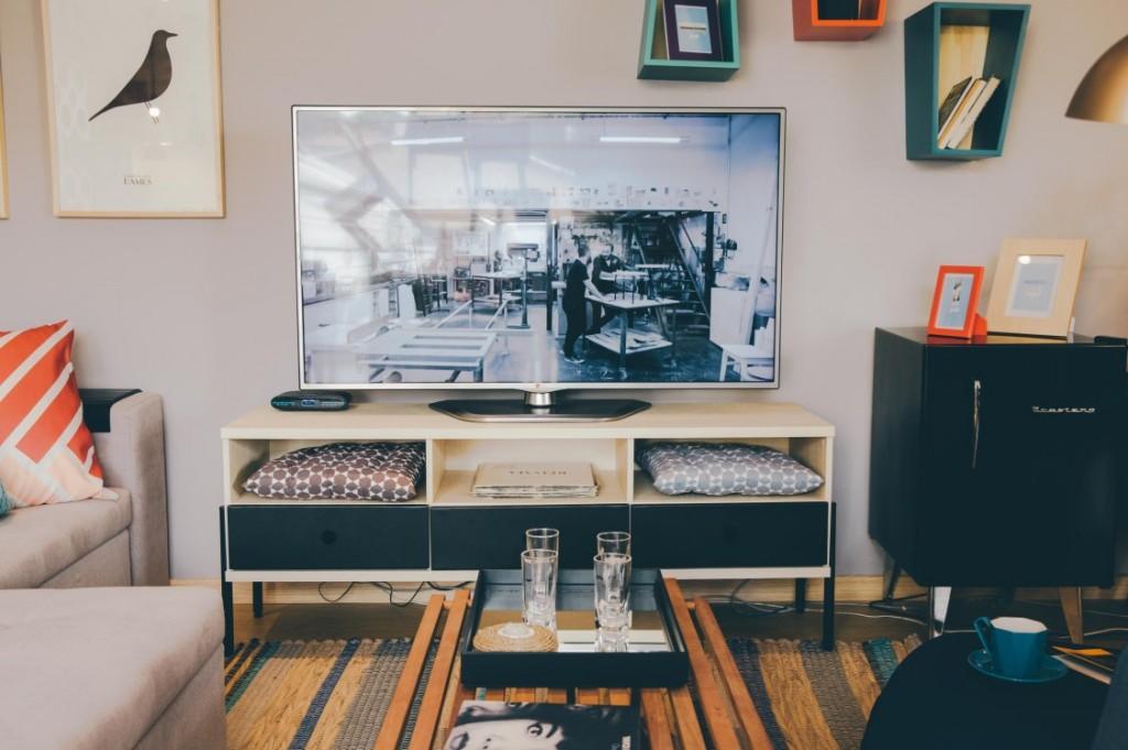 5 dicas para ter uma sala moderna e cheia de tecnologia 6
