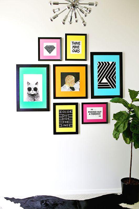 5 ideias para uma decoração divertida 2