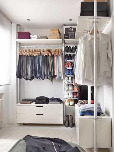 Como arrumar o armário 7
